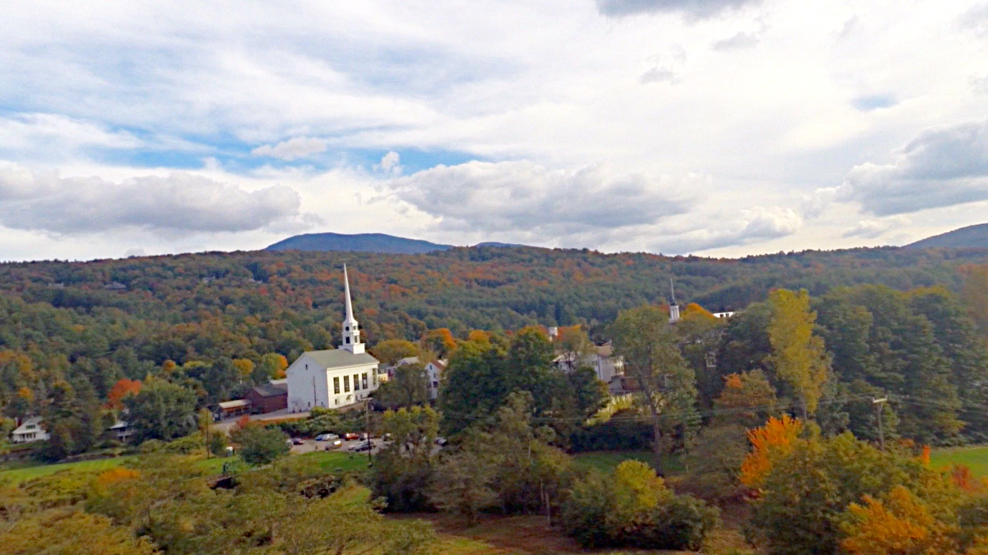 stowe foliage color september 25th, 2014