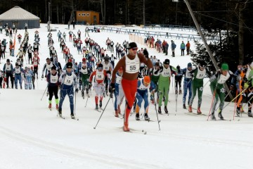 The 35th Craftsbury Marathon