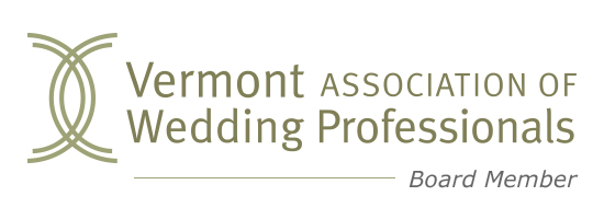 Member of Vermont Association of Wedding Professionals